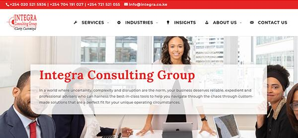 Integra Consulting Group