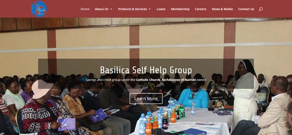 Basilica self help group