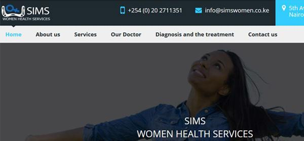 SIMS Women Health Services